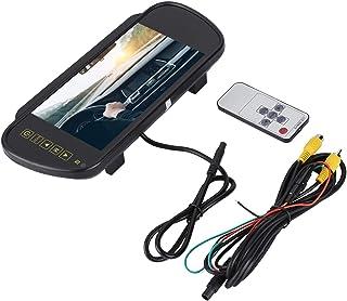 Tela LED digital Tela LED Digital Espelho Retrovisor Espelho Retrovisor, Espelho Retrovisor de 7 polegadas Espelho Retrovi...