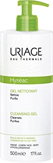 Hyseac by Uriage Eau Thermale Cleansing Gel 500ml