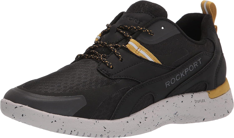 Rockport Men's Truflex Blucher 豪華な 送料無料新品 Sneaker Fly