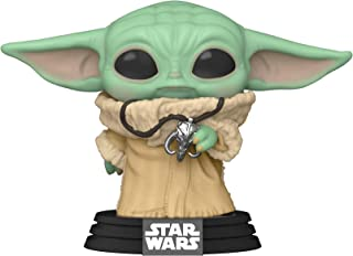 Funko Pop! Star Wars: The Mandalorian - The Child with Necklace Vinyl Figure, Fall Convention...