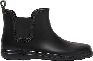 totes Men's Cirrus Chelsea Ankle Rain Boot