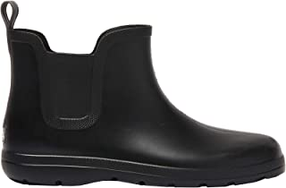 mens ankle rubber boots