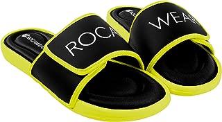 Rocawear Sandals for Men | Mens Slides for Pool and Shower