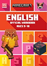 Minecraft English Ages 9-10: Official Workbook