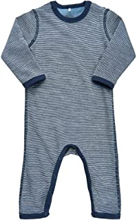 New 2019-20 Wool Romper Striped Boy-Girl-Unisex (2 Col. 3Mo.-2T)
