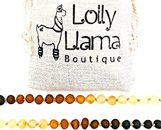 pure baltic amber teething necklace