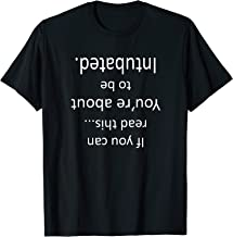 Funny Respiratory Therapist Gift Upside Down Intubated RT
