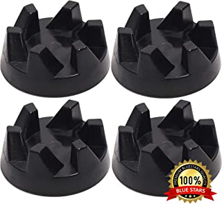 Ultra Durable 9704230 Blender Drive Coupling Replacement part by Blue Stars – Exact Fit For KitchenAid Blenders – Replaces WP9704230VP WP9704230 PS11746921 AP6013694 - PACK OF 4