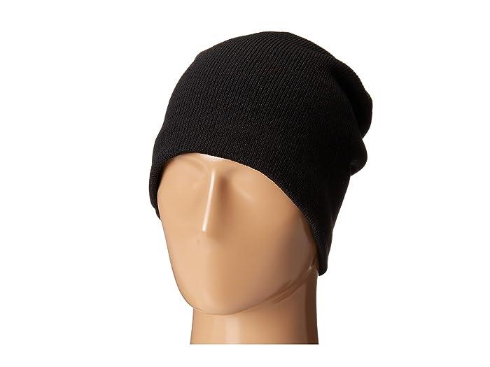 Plush Fleece Lined Barca Hat