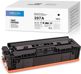 myCartridge SUPCOLOR Compatible con HP 207A 207X W2210A W2210X para HP Color Laserjet Pro MFP M283fdw M282nw M283fdn Pro M...
