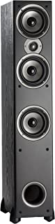 Polk Audio Monitor 60 Series II Floorstanding Speaker - for Home Audio | Big Sound, | Affordable Price | 1 (1-inch) Tweete...