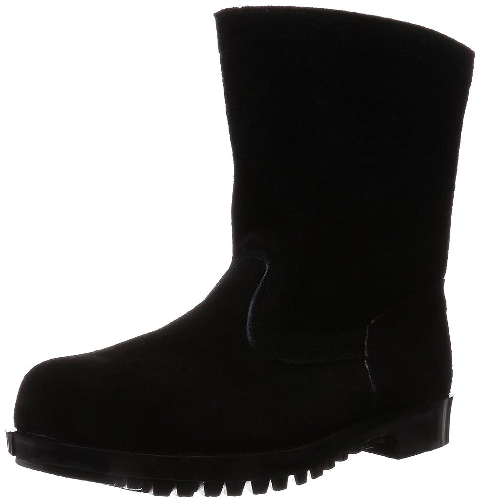 概要人間実験をする安全靴 溶接 炉前作業用 半長靴 メンズ