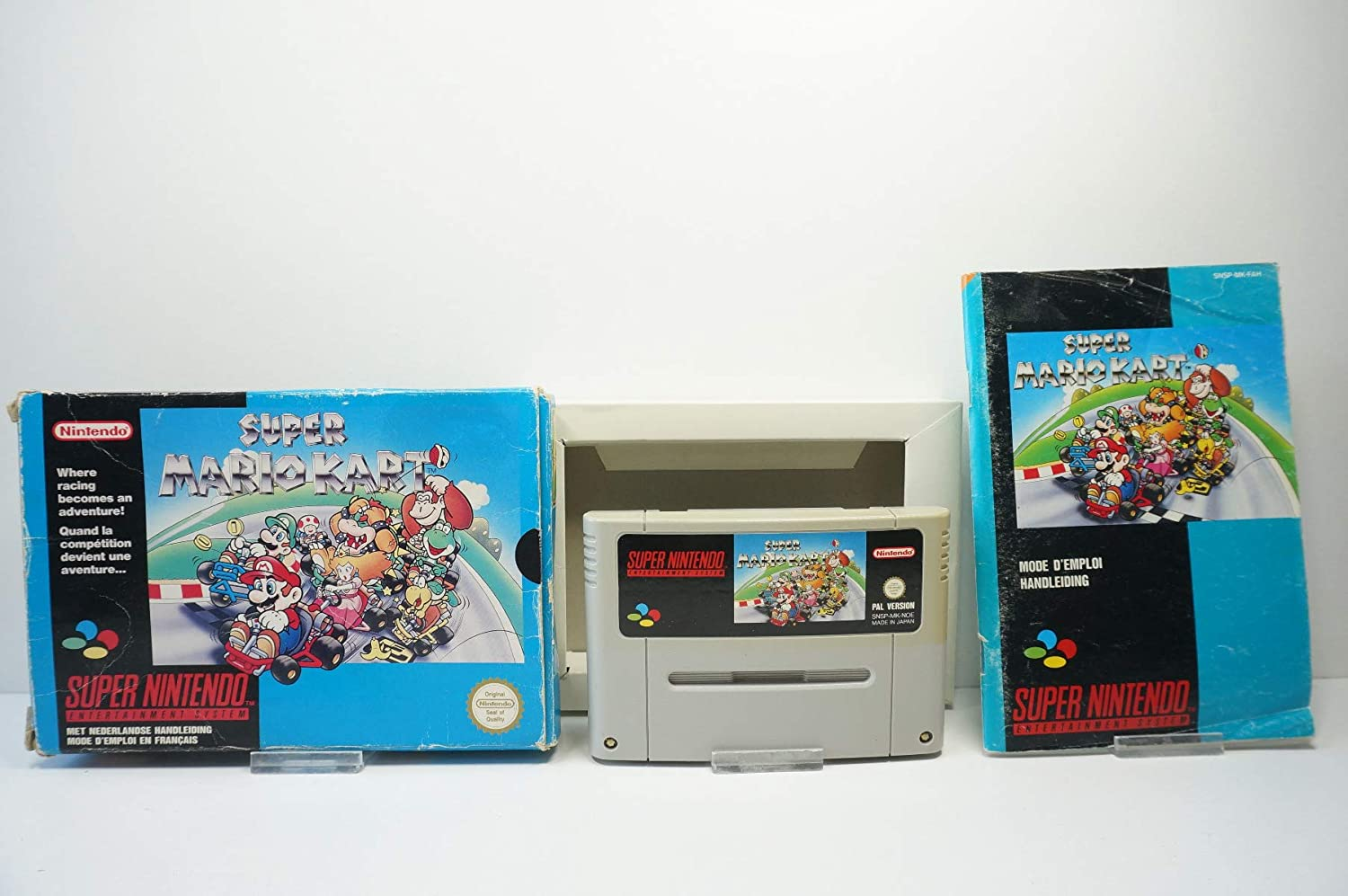 Super High NEW before selling quality Mario Kart