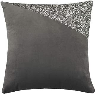 Filled Kylie Minogue Laurie Quartz Beads Diamante Velvet 40cm x 40cm Cushion Pillow Case Sham