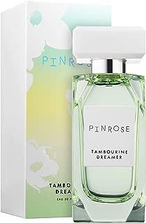 PINROSE Tambourine Dreamer Eau de Parfum Spray - Elegant Women's Perfume and Fragrance - Beautiful Floral Scents - 1.7 oz/ 50 mL