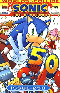 Sonic the Hedgehog #250 VF ; Archie comic book