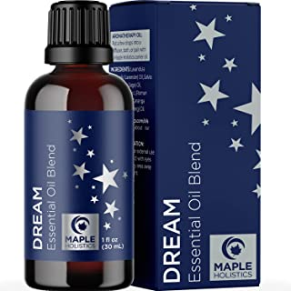 Sleep Essential Oil Blend for Diffuser - Dream Essential Oils for Diffusers Aromatherapy and Wellness with Ylang-Ylang Cla...