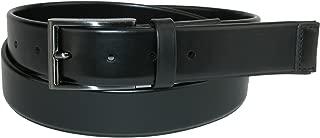 Men's Classic Black Stretch Belt