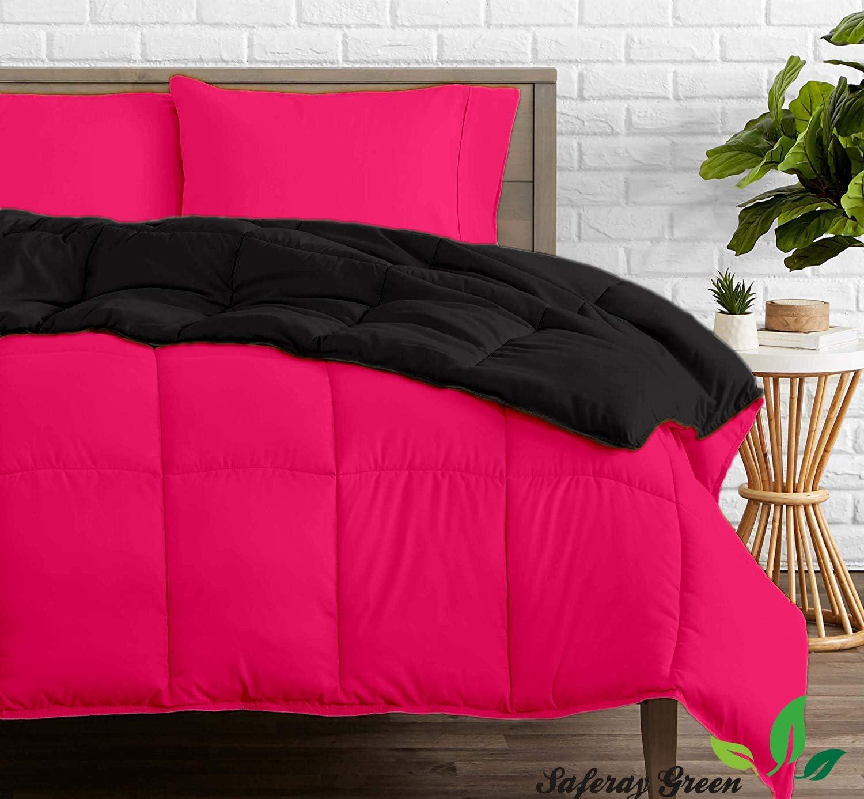 Popular Reversible Comforter - All-Season Luxury Cotton New product type T 100% Organic