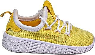adidas Originals Kids' PW Tennis HU I Running Shoe