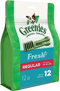 GREENIES Flavors Dental Dog Treats