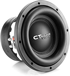 $199 » CT Sounds STRATO-10-D4 2500 Watts Max 10 Inch Car Subwoofer Dual 4 Ohm
