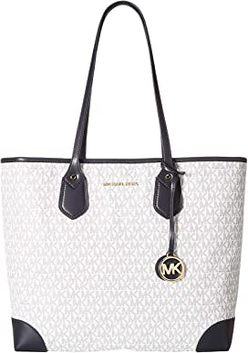 2dd8cd577e7178 MICHAEL Michael Kors Voyager East/West Signature Tote at Zappos.com