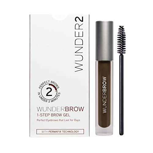 WUNDER2 WUNDERBROW Long Lasting Waterproof Eyebrow Pencil
