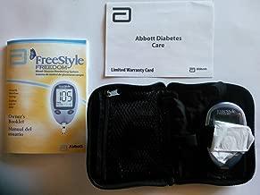 FreeStyle FREEDOM Blood Glucose Monitor & Case