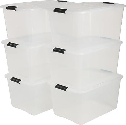 Top Suchergebnis auf Amazon.de für: plastikbox mit deckel groß CL71
