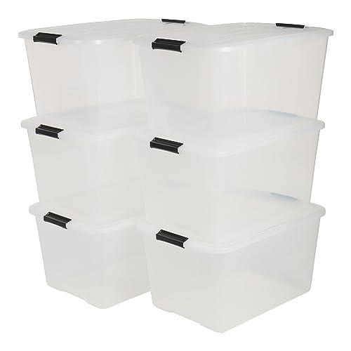 Aufbewahrungsbox Deckel: Amazon.de
