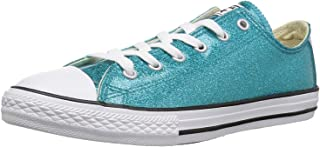 Converse Kids' Chuck Taylor All Star Glitter Low Top Sneaker