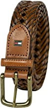 big mens braided belts