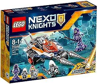 Lego Lance's Twin Jouster Set, Multi-Colour, 70348
