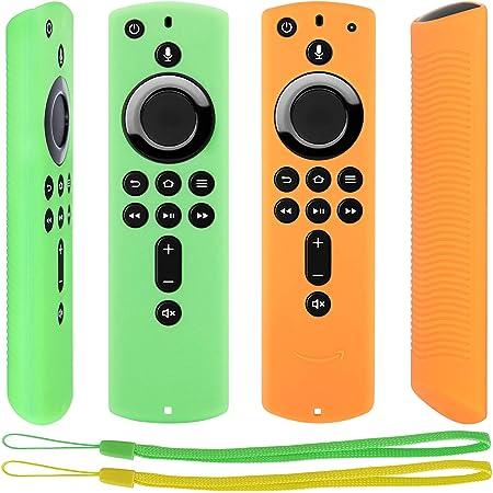 Pinowu Fernbedienung Schutzhülle Kompatibel Mit Fire Tv Elektronik
