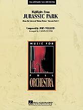 Highlights from Jurassic Park - Orchestra - SET