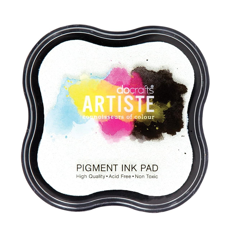 Artiste Pigment Ink Pad, White
