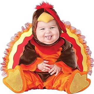Lil Gobbler Baby Infant Costume - Infant Medium