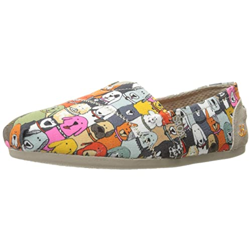24d5bb6a186 Skechers BOBS from Women s Plush-Wag Party Flat
