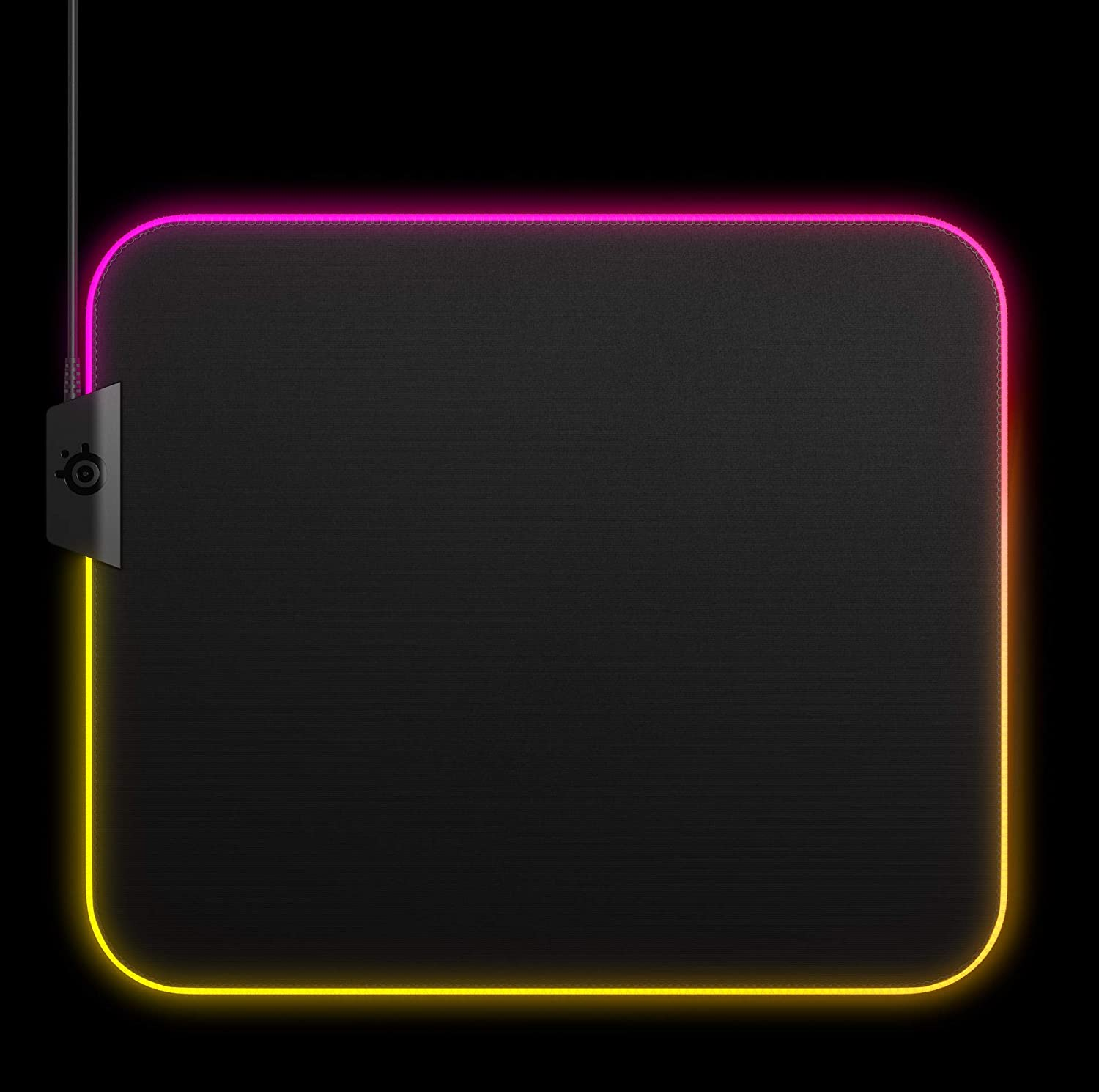 SteelSeries QcK Prism Cloth - Weekly OFFicial update Gaming zones 2 lig RGB Pad Mouse