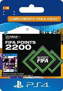 FIFA 21 Ultimate Team 2200 FIFA Points | Código de descarga PS4 (incl. upgrade gratuita a PS5) - Cuenta española