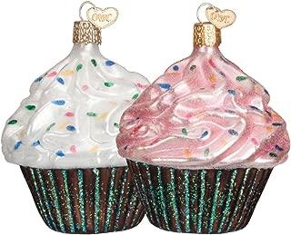 Best glass cupcake ornament Reviews
