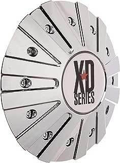 KMC XD Series 778 Monster Chrome Wheel Rim Center Cap 846L215 LG0810-27