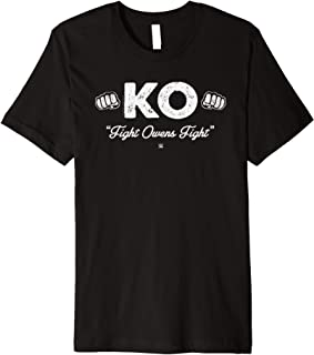 WWE The Prize Fighter Kevin Owens Fight Type Premium T-Shirt