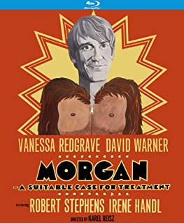Morgan, A Suitable Case for Treatment [Blu-ray]