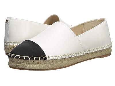 Sam Edelman Krissy (Bright White/Black Butter Nappa Leather) Women