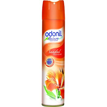 Odonil Room Spray Home Freshener, Sandal - 200 g