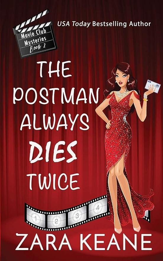 繊細海岸怪物The Postman Always Dies Twice (Movie Club Mysteries, Book 2)