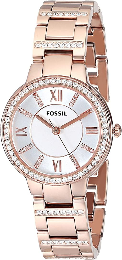 ES3284 Rose Gold Stainless Steel
