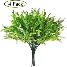 Best small artificial fern Reviews